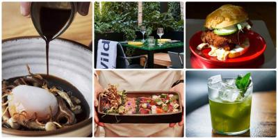 New London restaurants opening in April (with alfresco dining)