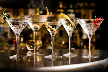 Anthracite martini bar is opening at the Great Northern Hotel in King's Cross