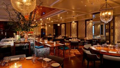 High-end Indian food in Mayfair - Test Driving Chutney Mary's move to St James