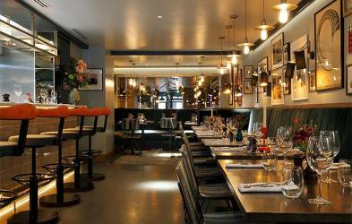 Test Driving Galley - a sexy new spot on Islington's Upper Street