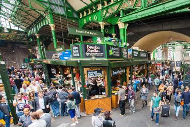 Borough Market has launched an online grocery delivery service