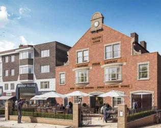 The Laundry sees Walton Lodge on Coldharbour Lane turning into an all day neighbourhood brasserie and bar