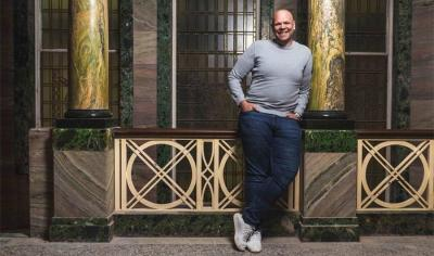 Tom Kerridge opens The Bull and Bear at Manchester's Stock Exchange Hotel