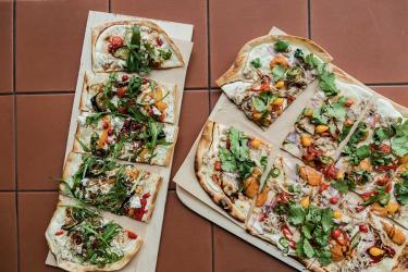 Flamboree brings the tarte flambee from Alsace to Old Street
