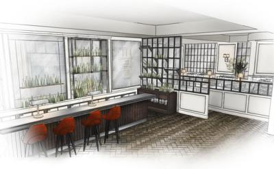 108 Brasserie to re-open in Marylebone after complete refurb