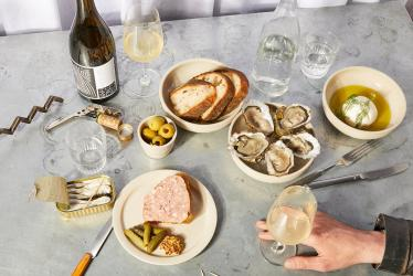 Bar Crispin is a new natural wine bar for Soho
