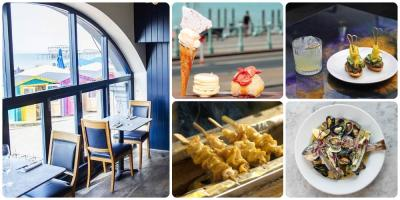 The best restaurants and bars in Brighton & Hove