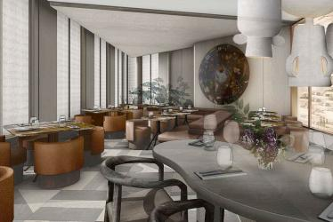 The Pan Pacific Hotels Group is opening a luxe hotel at Liverpool Street with plenty of new bars and restaurants
