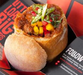 Bunnychow to bring their mini loaves to Soho