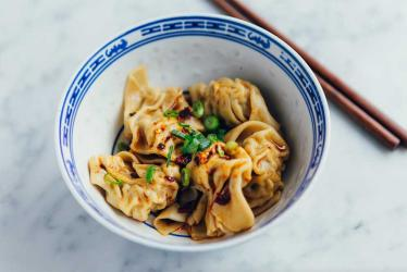 Poon's are popping up with a Chinese New Year wontoneria at Joy at Portobello