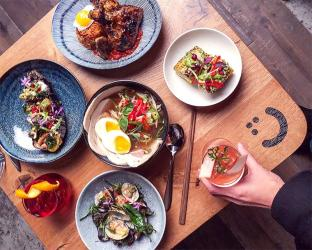 Bowls comes to Soho serving up, yes, bowl food