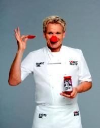 Gordon Ramsay's charity pop-up this Friday on Brick Lane