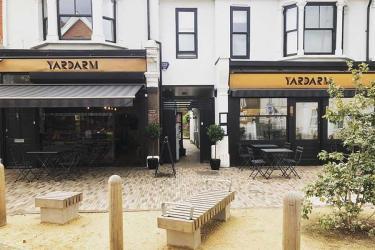 Leyton's Yardarm open their own, permanent restaurant