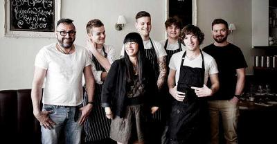 Dan Doherty's Chefs of Tomorrow is popping up at Druid St Market