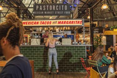 El Pastor have opened a second Pastorcito, at Mercato Metropolitano