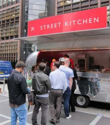 Trying out Street Kitchen in the City