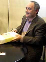 Ferran Adria hints at fewer El Bulli tables to come