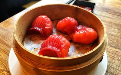 BaoziInn is opening a flagship restaurant in Borough for their colourful dim sum
