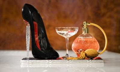 Tallulah glass slipper cocktail launches the Rivoli Bar's summer menu at The Ritz