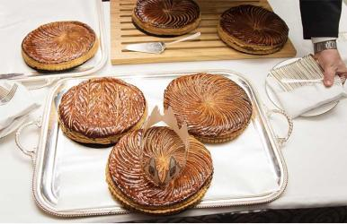 The Connaught's annual Galette des Rois party brings London's restaurant crowd out in force