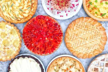 Eat ALL the pies at Dominique Ansel Bakery's London Pie Night