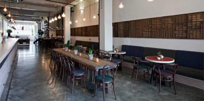 Joe's Oriental Diner opens at London Field's The Laundry