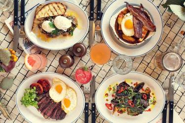 Bistrotheque hosts first Magic Brunch with Som Saa, Gunpowder, Foxlow and Three Sheets