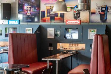 Four Quarters arcade bar are opening a huge new place in Elephant & Castle