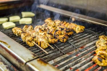 Where to get the best kebabs in London right now