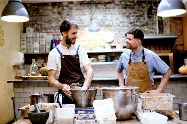 Darby's will be Robin Gill's Irish-influenced restaurant at Embassy Gardens
