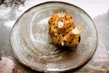 Plates in Shoreditch is a one night a week plant-based restaurant that should be on your radar