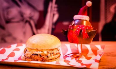 MEATliquor launches its first Christmas specials with 50% off