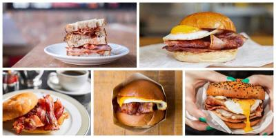 London's best bacon sandwiches