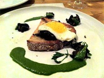 Young Turks Dinner at the Loft Project reviewed