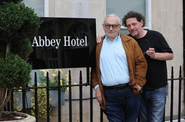 Pierre Koffmann and Marco Pierre White are opening Koffmann & Mr White's in Bath