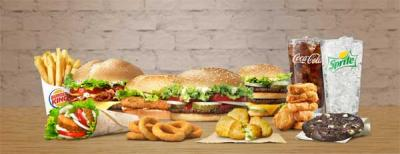 Burger King trials home delivery in London
