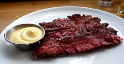 A well priced neighbourhood steakhouse - we try Kentish Town's Beef & Brew