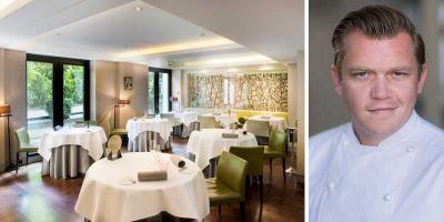 The Greenhouse in Mayfair has a new chef as Alex Dilling takes over from Arnaud Bignon