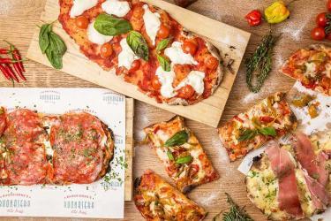 Buongiorno e Buonasera brings Italian breakfasts and Roman pizzas to Baker Street