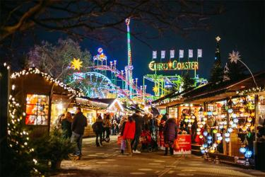 Where to eat and drink at Hyde Park Winter Wonderland 2019