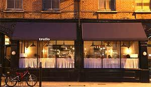 Islington's Trullo to start opening for lunch on Fridays