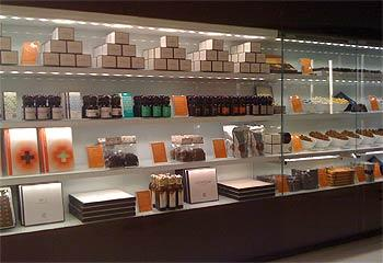 London Chocolate Week tasting at L'Artisan Du Chocolat
