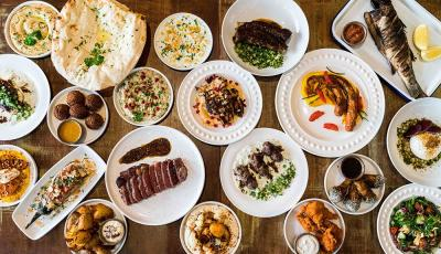 Pascor Aegean restaurant comes to Kensington (for delivery)