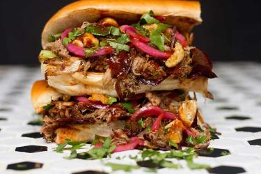 Sub Cult sandwiches have just opened at Boxpark Shoreditch