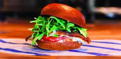 Boom Burger is coming to Brixton Market
