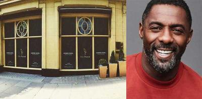 Idris Elba is opening The Parrot cocktail bar at the Waldorf Hilton on the Aldwych