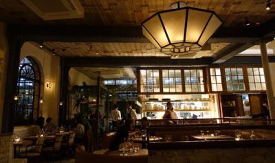 A new brasserie for Spitalfields - Test Driving Blixen