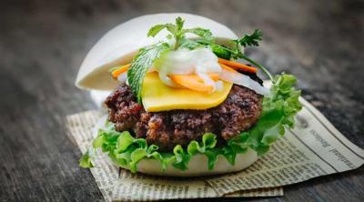 Pho & Bun are introducing a bao burger hybrid to London