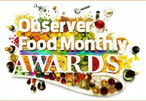 Observer Food Monthly Awards 2010 winners announced