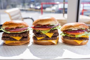 Wendy's return to the UK - Stratford is their first London restaurant